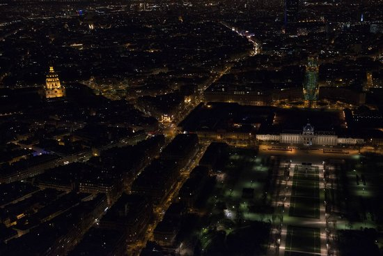 Tour Eiffel : View from the top!