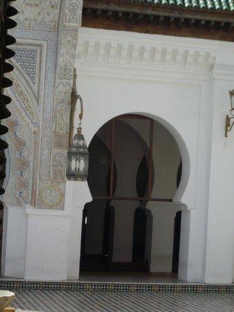 Kairaouine Mosque (Mosque of al-Qarawiyyin) : Mosque of al-Qarawiyyin