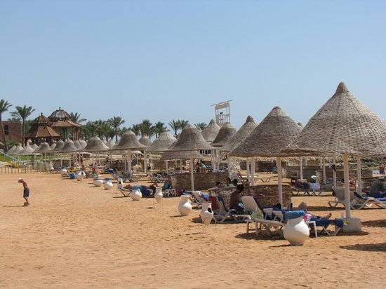 Radisson Blu Resort, Sharm El Sheikh: Radisson beach