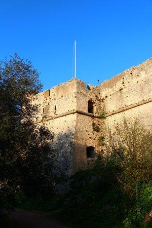 Fort du Mont Alban: Fort