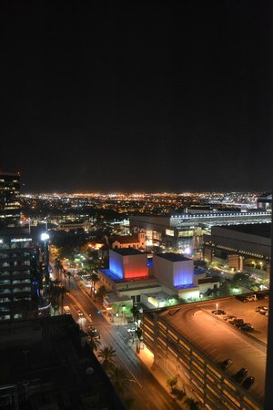 Westin Phoenix Downtown: View from 1807
