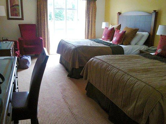 Carden Park Hotel: Bedrooms