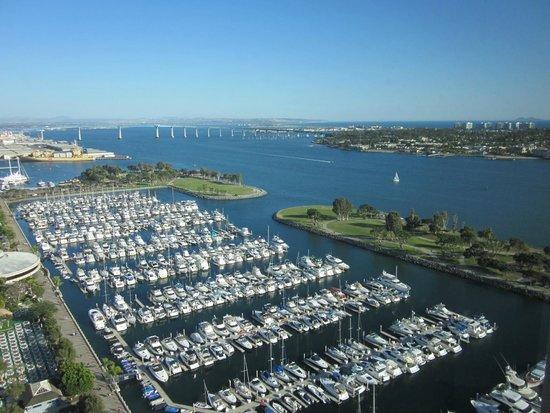 Manchester Grand Hyatt San Diego : view of Coronado bridge