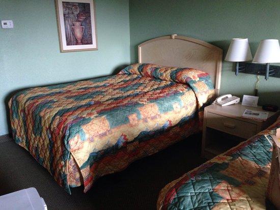 Ramada Kissimmee Gateway: Room