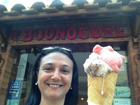 Buonocore Gelateria : Mais um gelato na volta!!