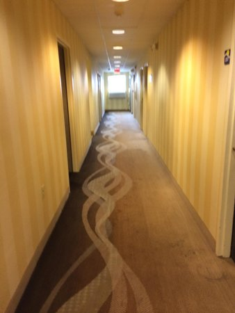 Microtel Inn & Suites by Wyndham Atlanta Airport: Hallway