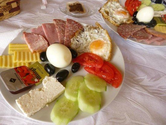 Hotel Devora: hotel breakfast
