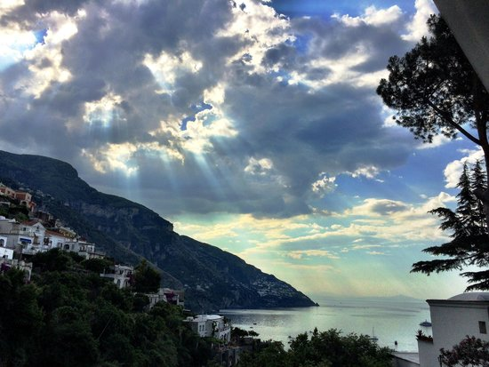 Vittoria: Afternoon Rays. Incredible!