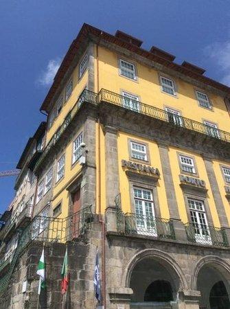 Pestana Vintage Porto : Great Old-World Location