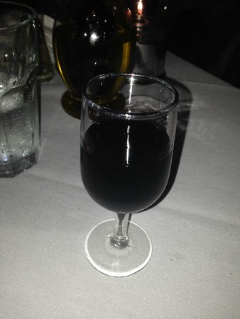 Cafe Portofino : after dinner port