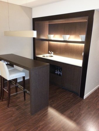 Hotel Madero : Mini kitchen