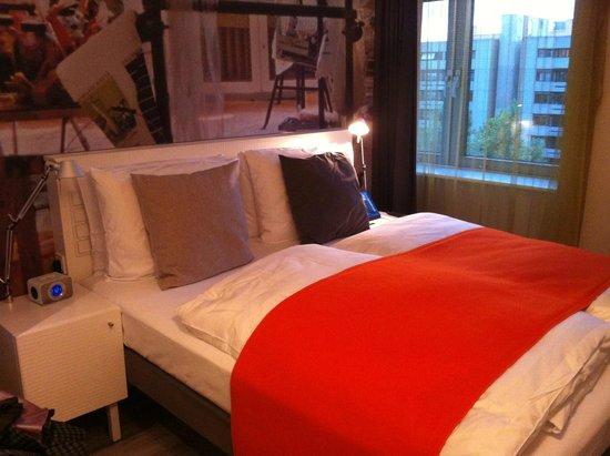 Hotel Indigo Berlin - Ku'damm: Bed