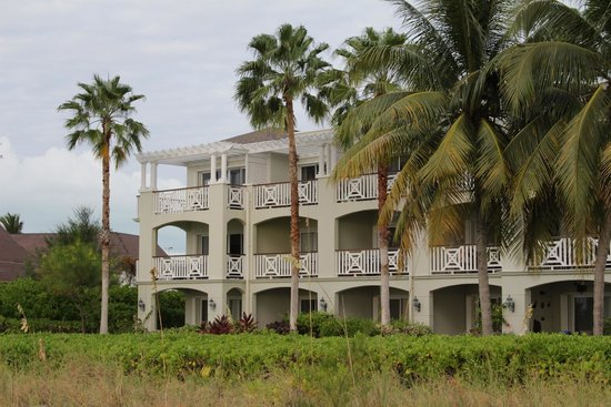 Royal West Indies Resort: The front of building 1