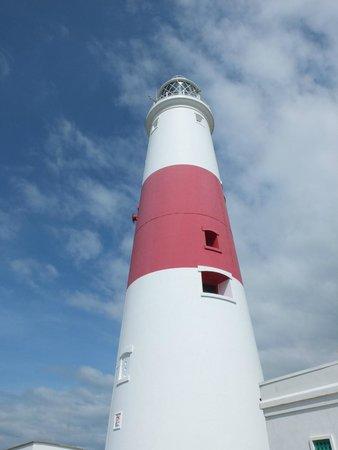 The Sandcombe: Portland lighthouse