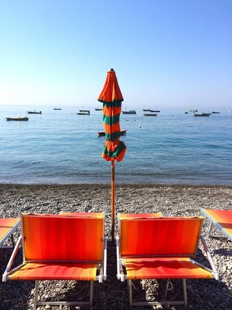 Vittoria: Beach Club