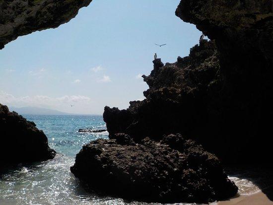 Explora Vallarta: Nature Tours, Adventure & Culture : un pequeño paraiso en medio de las rocas!!!