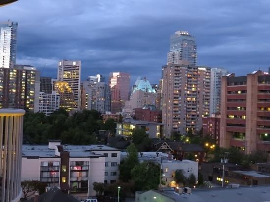 Sandman Suites Vancouver - Davie Street : view from 9th floor
