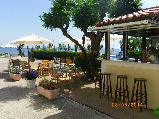 Mimosa Beach Bar : BEACH BAR AREA