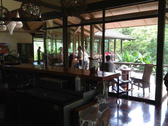 Las Ventanas Restaurant: dining area
