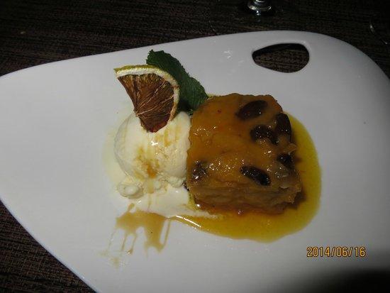 Las Ventanas Restaurant: desert