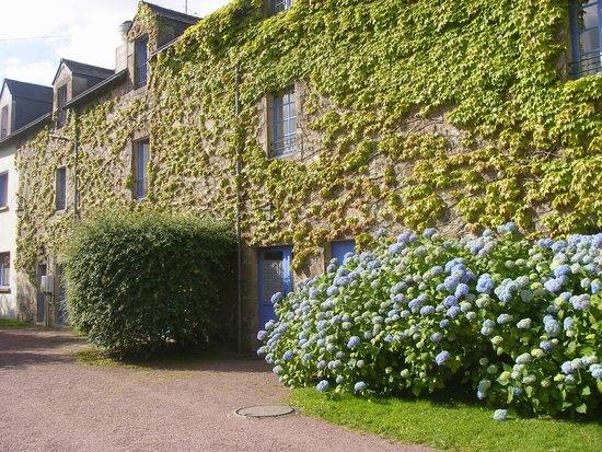 Le Manoir du Rodoir : zijaanzicht Hotel