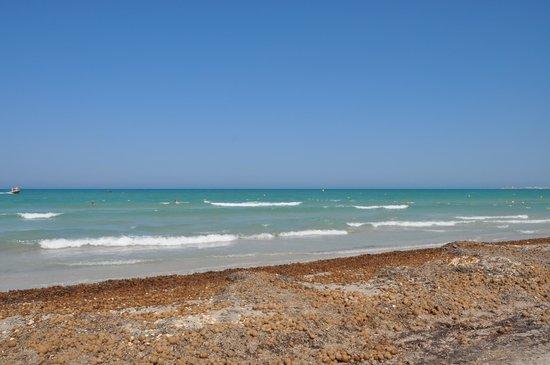 Mahdia Palace Thalasso: plage