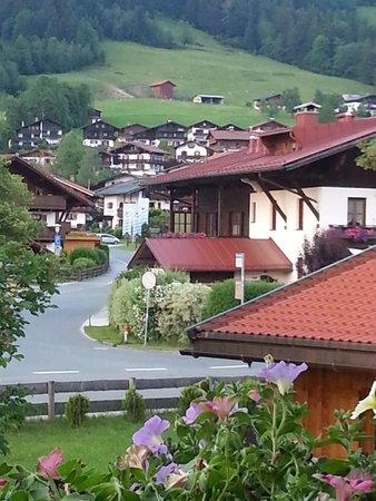 Hotel Zum Postillion: Blick zur Nordseite