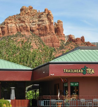 Photo of Tourist Attraction Trailhead Tea at 251 State Route 179, Sedona, AZ 86336, United States