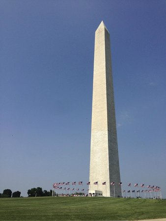 DC by Foot: Washington Monument