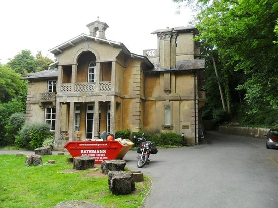 YHA Bath: Hostel on 15 Jun 2014