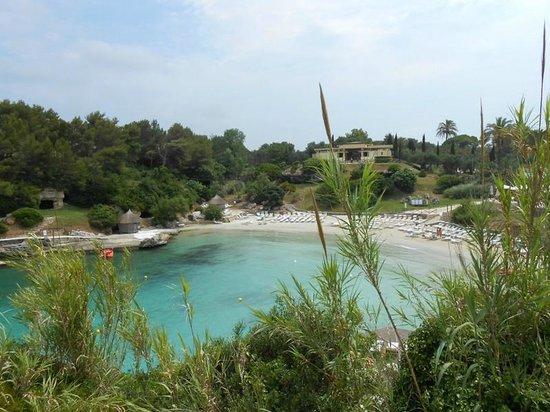 Le Cale d'Otranto Beach Resort: La cala