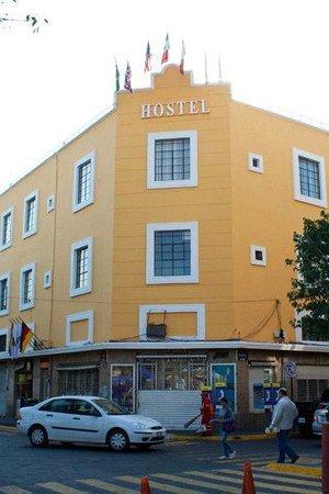 Hotel/Hostel Plaza Liberacion