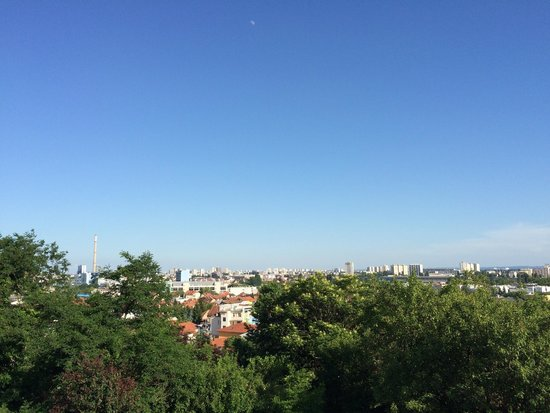 Apartments My Way: View from terrace