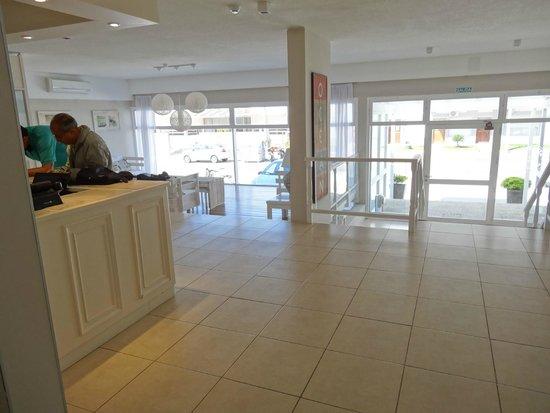 Atlantico Boutique Hotel : Área da recepção
