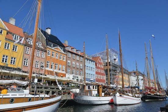 Stromma Canal Tours Copenhagen : Nyhavn is full of charm and character.