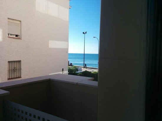 Vega Sol Playa: Vistas laterales al mar