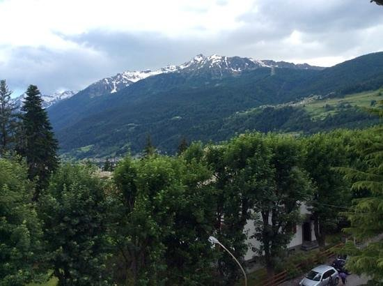 Albergo Adele: view from room 29