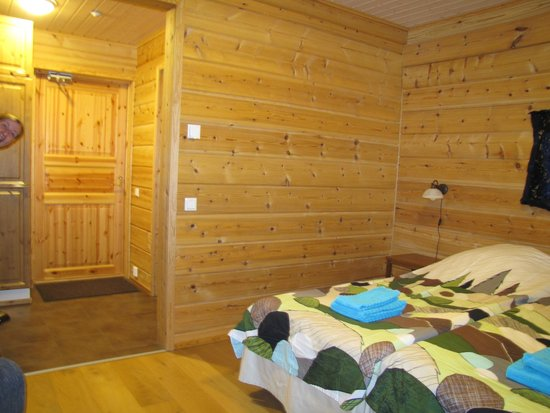Guesthouse Husky: Beds