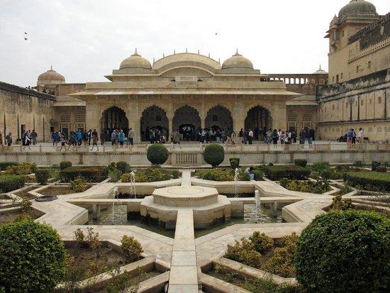 Fuerte y Palacio Amber: Амбер Форт, Джайпур