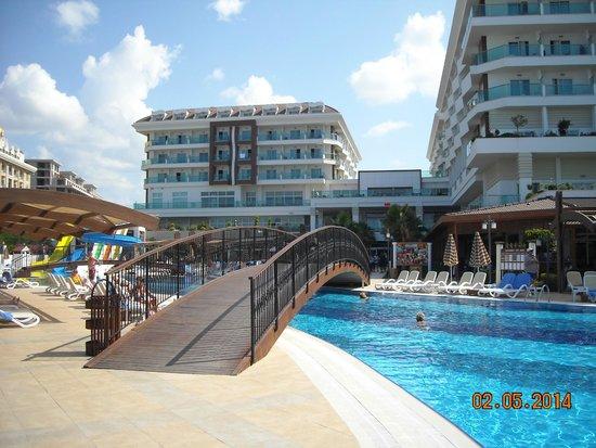 Adalya Ocean Deluxe: Hotel