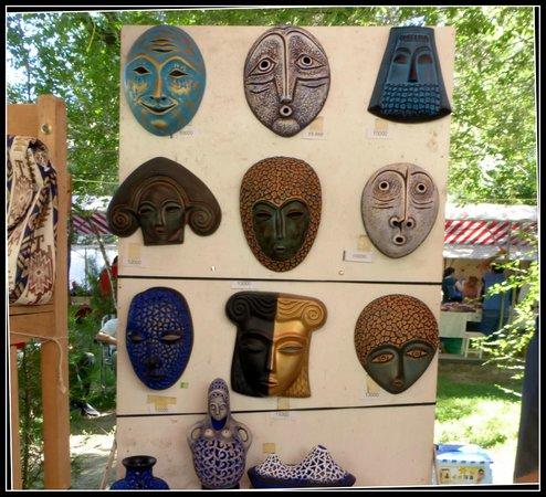 Vernissage Market : Bellissime ceramiche
