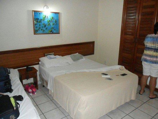 Pontal Praia Hotel: Quarto