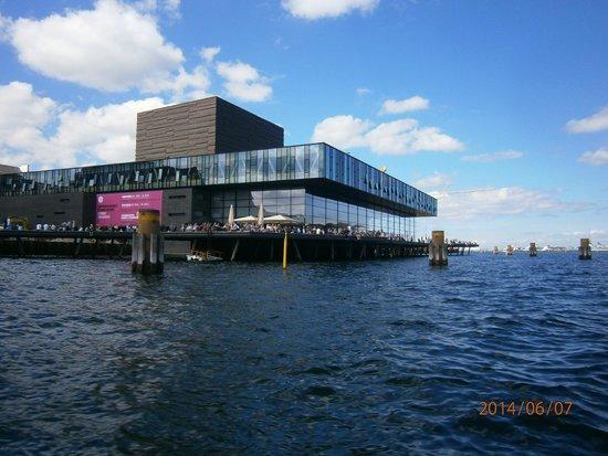 Stromma Canal Tours Copenhagen : Hop on-Hop off boat tour -Copenhagen