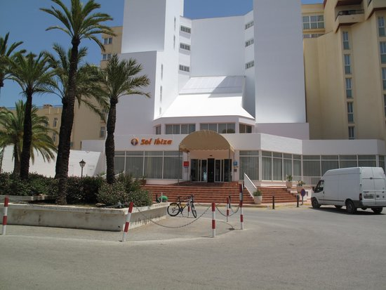 Sol Beach House Ibiza: Front of the Sol Ibiza