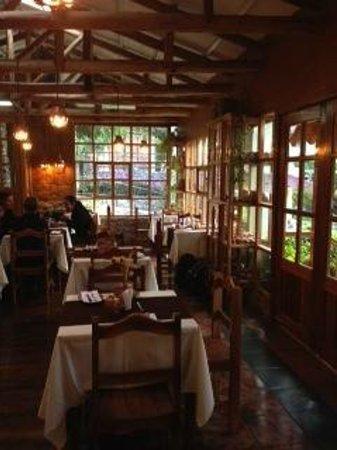 Hotel Samanapaq: Breakfast room