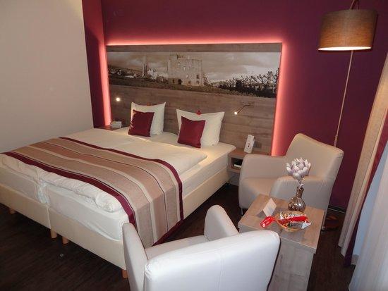 Parkhotel Sonnenberg Eltville: Komfortzimmer