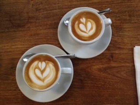 Muj Salek Kavy : Café