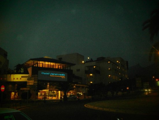 Best Jacaranda: hotel
