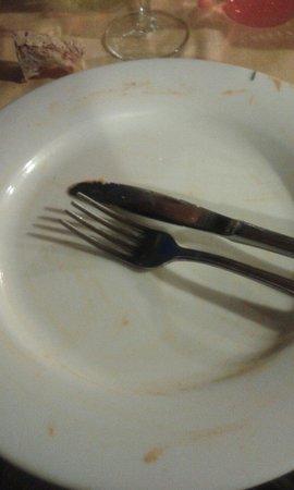 Aristide : Qui c'era un hamburger di pesce spada con la crema di peperoni , era .......buonissimo :-)