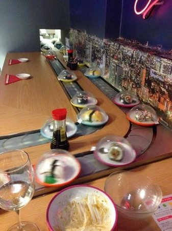 Bento Sushi: new to sushi just try
